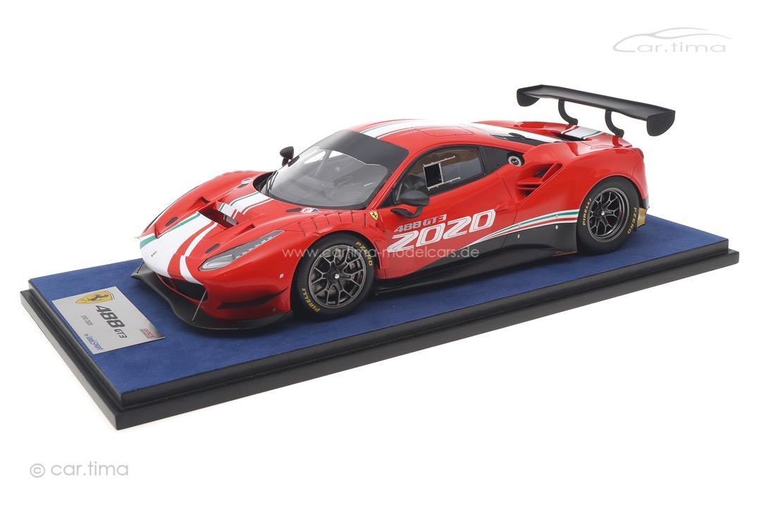 Ferrari 488 EVO 2020 LookSmart 1:18 LS18RC013