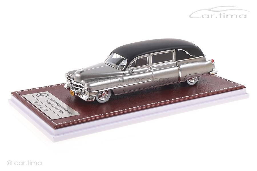 Cadillac Superior Landaulet Funeral Coach GIM 1:43 GIM032A