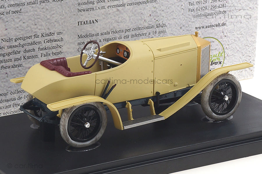 Laurin & Klement FCR 1901 autocult 1:43 01012
