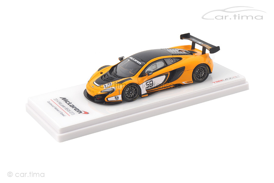 McLaren 650S GT3 Goodwood Festival of Speed 2014 TSM 1:43 TSM154335