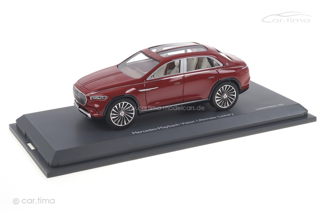 Mercedes-Maybach Ultimate Luxury Schuco 1:43 450909700