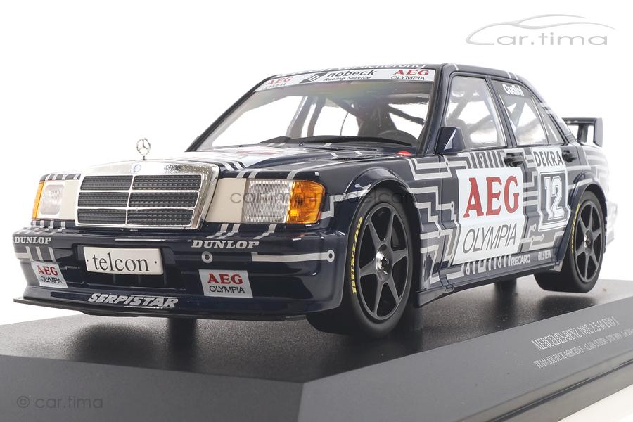 Mercedes-Benz 190E 2.5-16 EVO 1 DTM 1989 Alain Cudini Minichamps 1:18 155893612