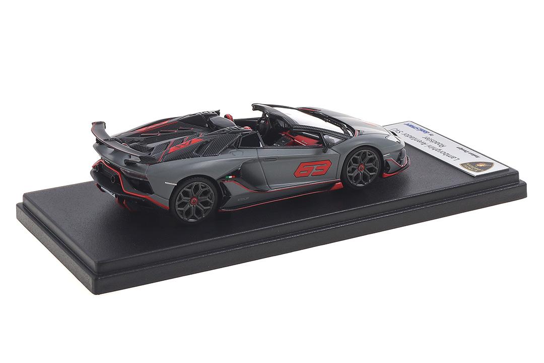 Lamborghini Aventador SVJ Roadster LookSmart 1:43 LS501SE63