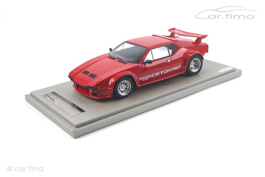 De Tomaso Pantera GT5 rot Tecnomodel 1:18 TM18-105A