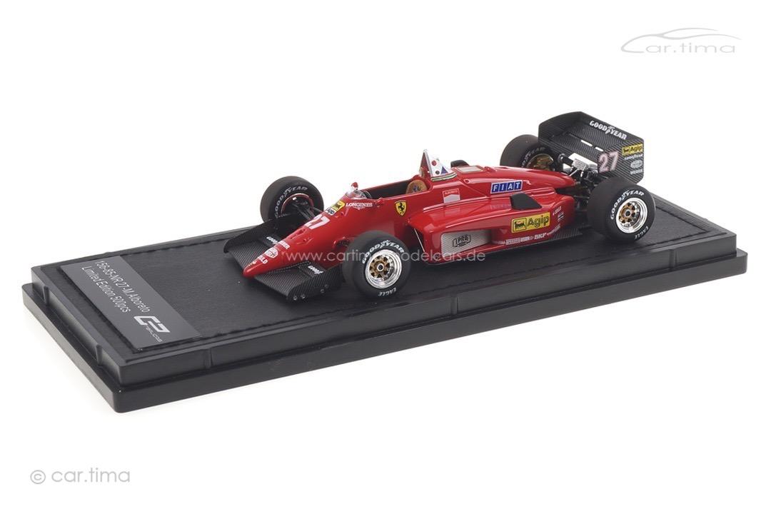 Ferrari 156-85 GP 1985 Michele Alboreto GP Replicas 1:43 GP43-10A
