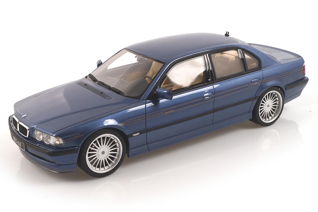 Alpina B12 (E38) blau met. OttOmobile 1:18 OT359B
