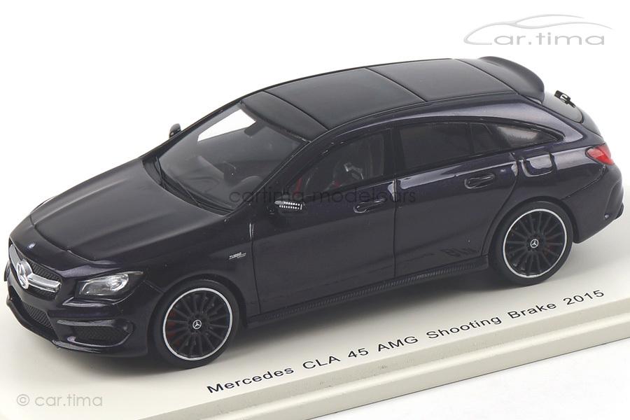 Mercedes CLA 45 AMG Shooting Brake Spark 1:43 S4980