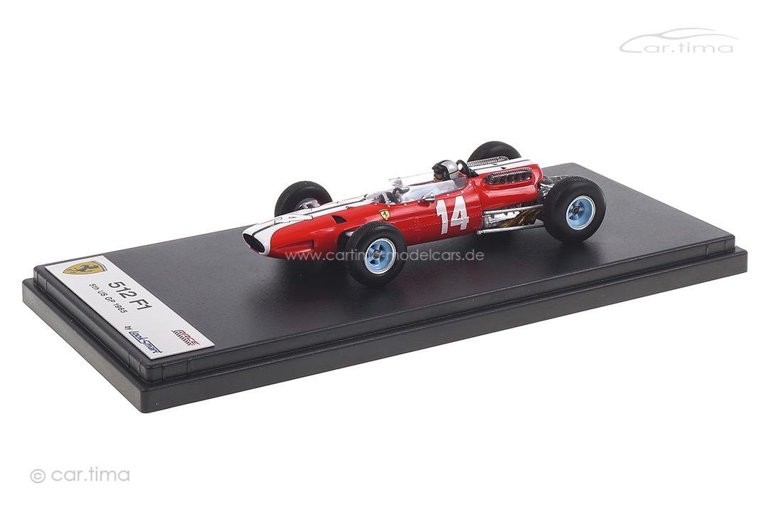 Ferrari 512 GP USA 1965 Pedro Rodriguez Looksmart 1:43 LSRC072