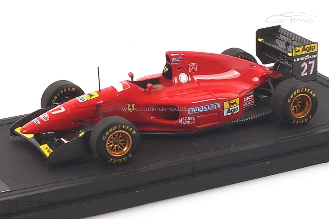 Ferrari 412 T1 GP 1994 Jean Alesi GP Replicas 1:43 GP43-07A