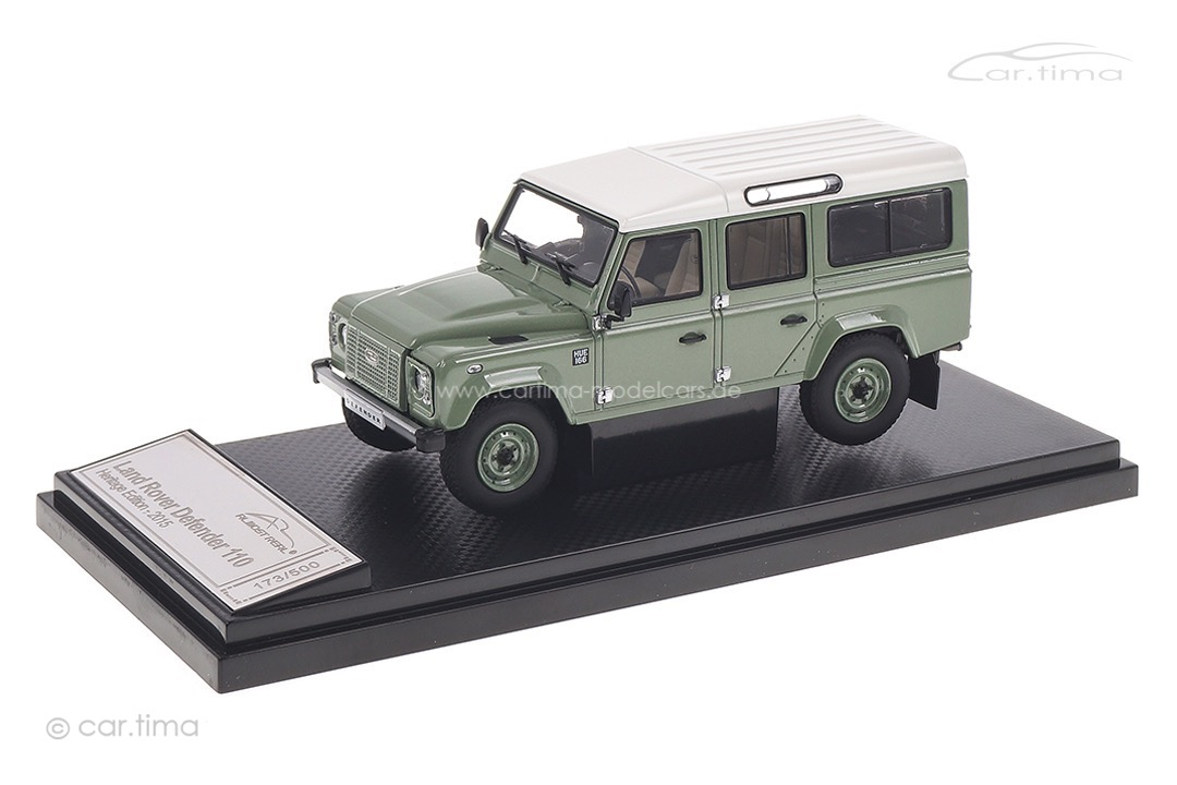 Land Rover Defender 110 Heritage Edition 2015 Almost Real 1:43 410307