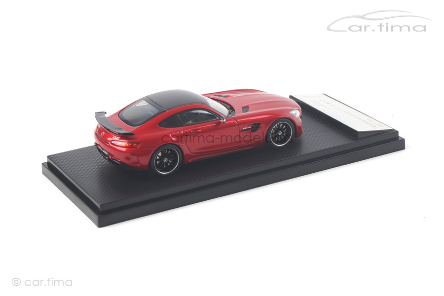 Mercedes-AMG GT-R 2017 Metal red Almost Real 1:43 420703