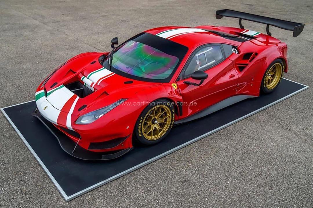 Ferrari 488 Modificata BBR 1:43 BBRC255B