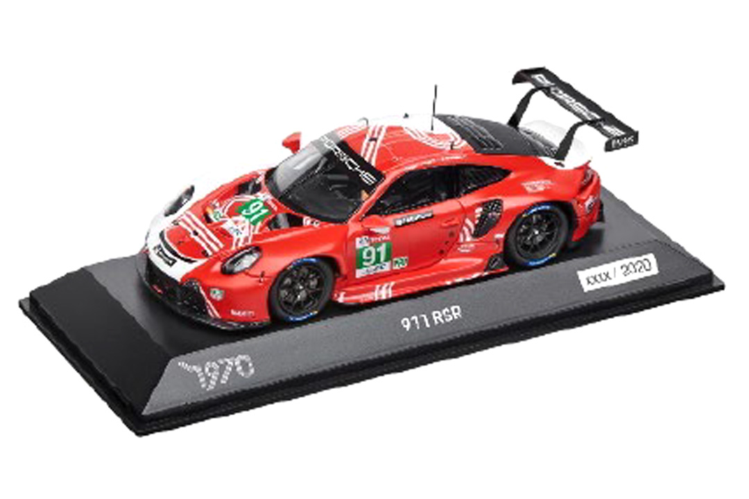 Porsche 911 RSR 24h Le Mans 2020 Bruni/Lietz/Makowiecki Spark 1:43 WAP0209010MLEM
