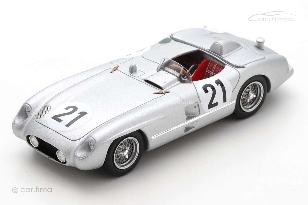 Mercedes-Benz 300 SLR 24h Le Mans 1955 Kling/Simon Spark 1:43 S4735