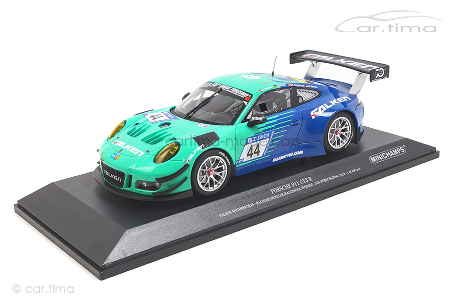 Porsche 911 GT3 R 24h Nürburgring 2018 Falken Motorsport Minichamps 1:18 153186944