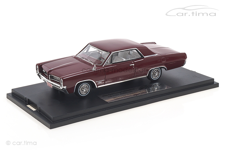 Pontiac Grand Prix Marimba Red 1964 Goldvarg 1:43 GC-015A