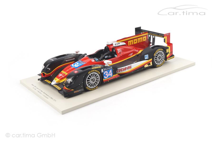Oreca 03R-Judd 24h Le Mans 2014 Frey/Mailleux/Lancaster Spark 1:18 18S158