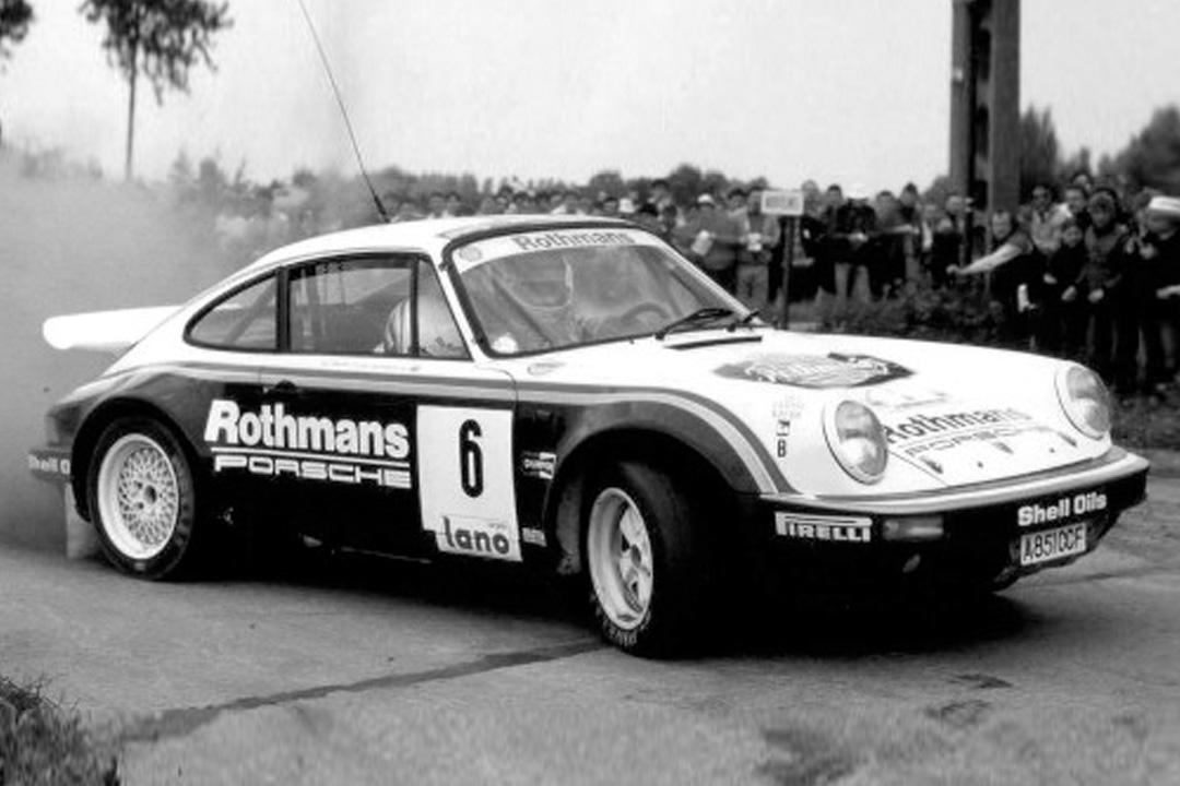 Porsche 911 SC/RS Rallye Ypern 1984 Toivonen/Grindrod IXO 1:43 RAC335LQ