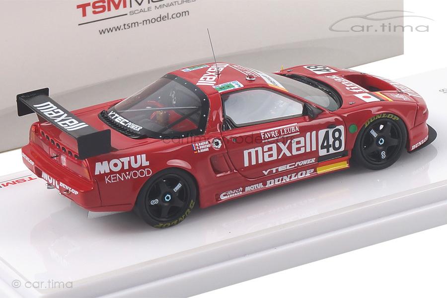Honda NSX GT2 24h Le Mans 1994 TSM 1:43 TSM430121