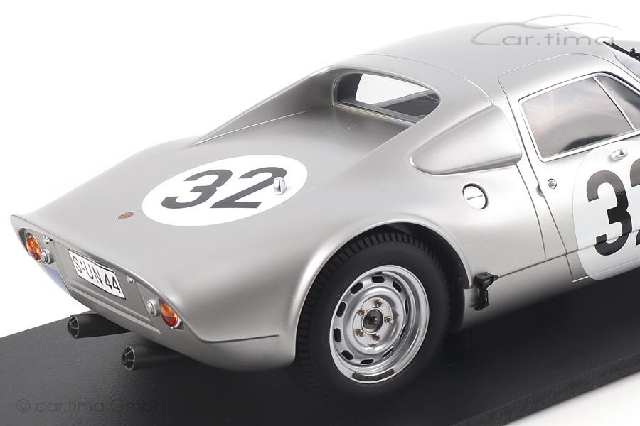 Porsche 904 GTS 24h Le Mans 1965 Linge/Nocker Spark 1:12 12S003