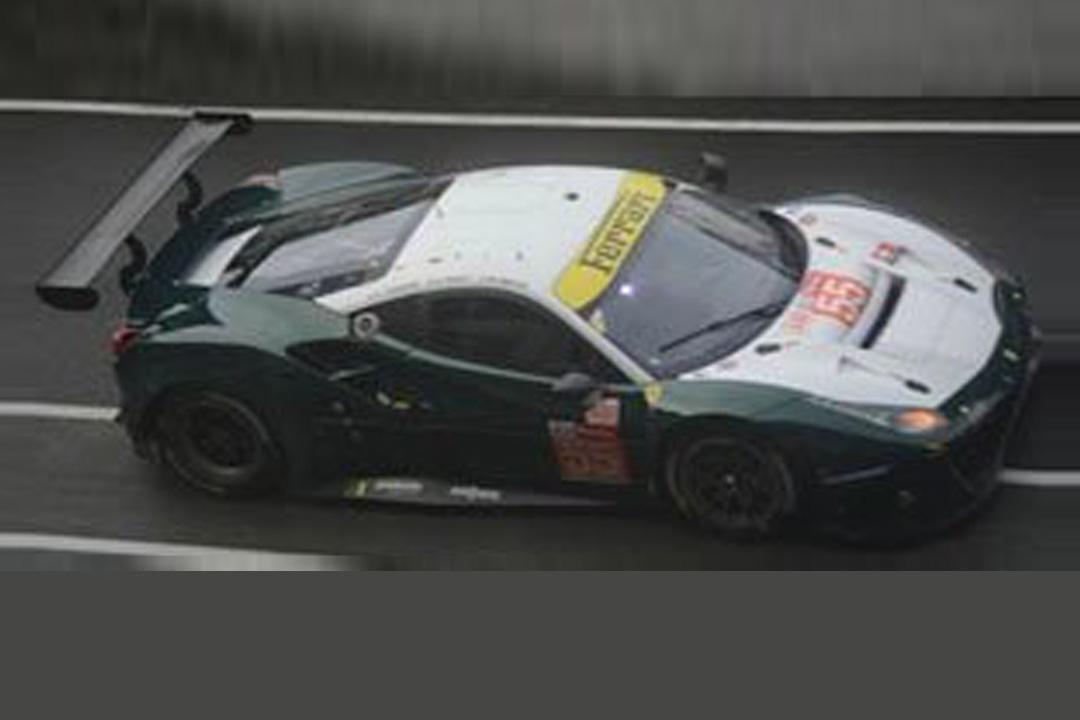 Ferrari 488 GTE Evo 24h Le Mans 2020 Cameron/Griffin/Scott Looksmart 1:43 LSLM111