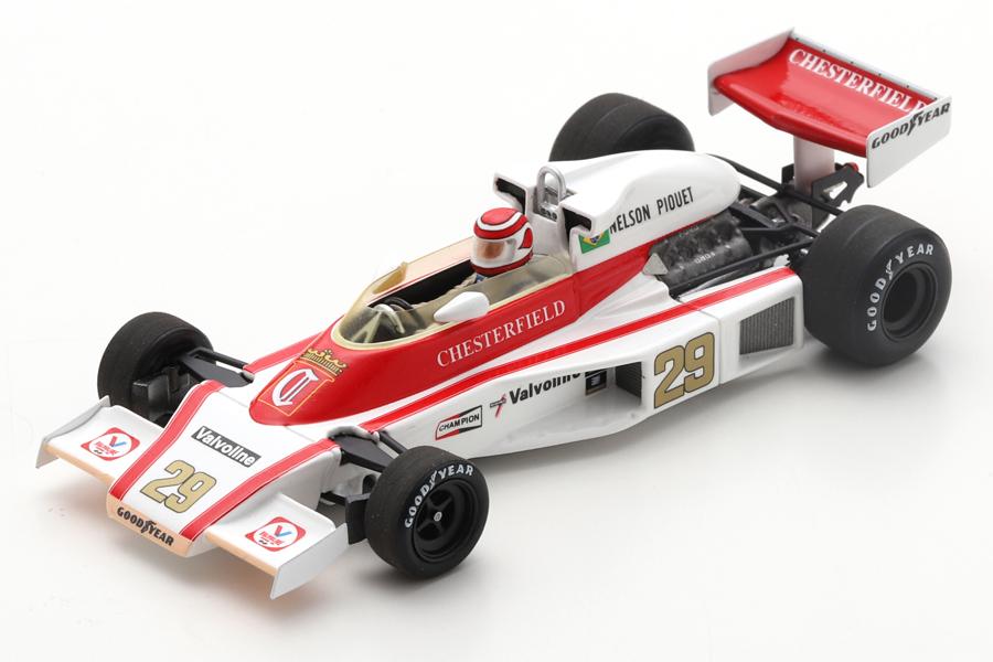 McLaren M23 GP Österreich 1878 Nelson Piquet Spark 1:43 S5747