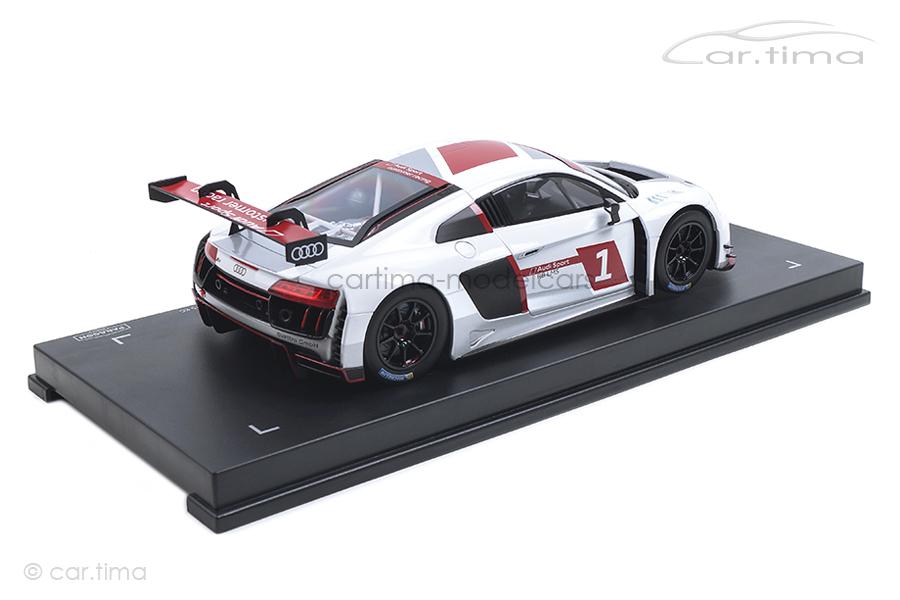 Audi R8 LMS Presentation 2017 Paragon 1:18 PA-88101