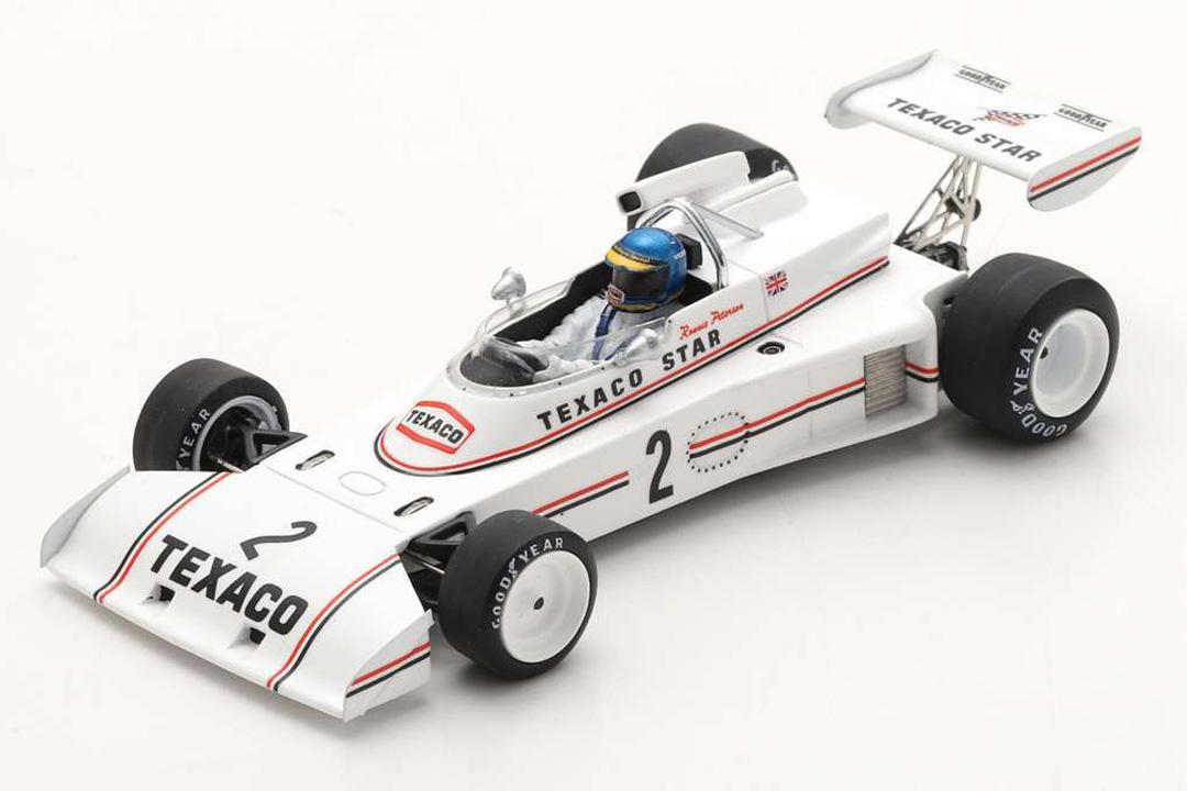 Lotus 74 I.G.B. GP F2 1973 Spark 1:43 S7303