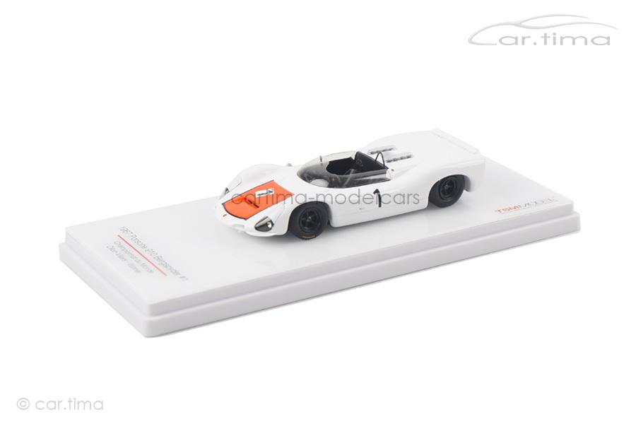 Porsche 910 Bergspyder Winner European Hillclimb 1967 Gerhard Mitter TSM 1:43 TSM164357