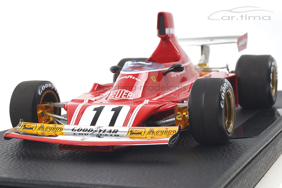 Ferrari 312 B3 GP 1974 Clay Regazzoni GP Replicas 1:18 GP25B