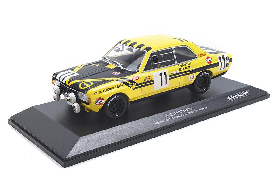 Opel Commodore 24h Spa 1970 Bayern/Johansson Minichamps 1:18 155704611