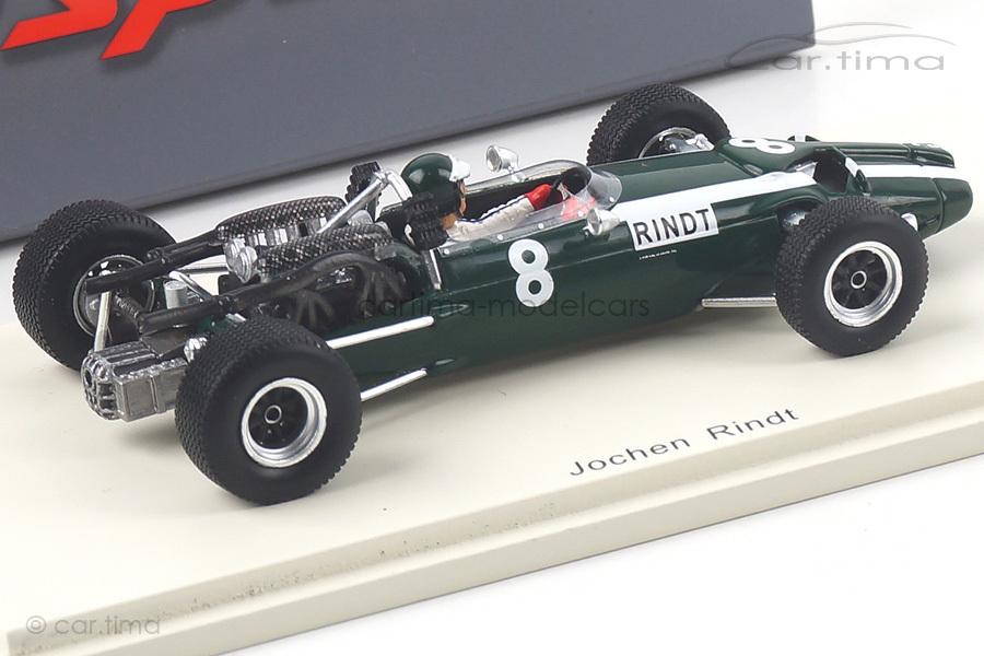 Cooper T81 GP Deutschland 1966 Jochen Rindt Spark 1:43 S5291