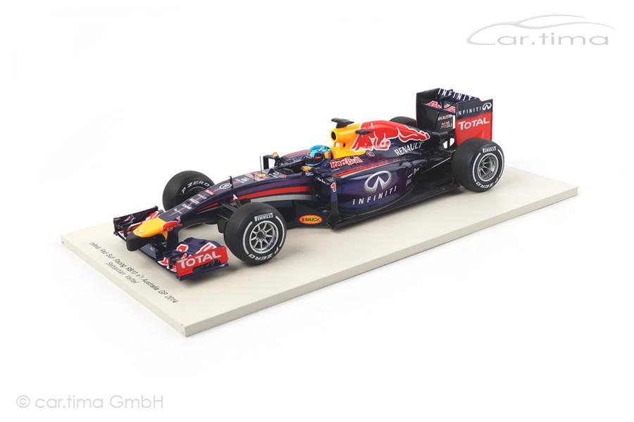 Red Bull Racing RB10 GP 2014 Sebastian Vettel Spark 1:18 18S135