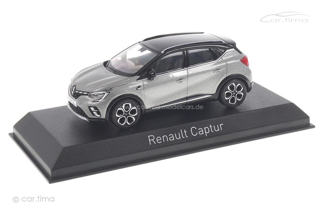 Renault Captur 2020 grau/schwarz Norev 1:43 517777