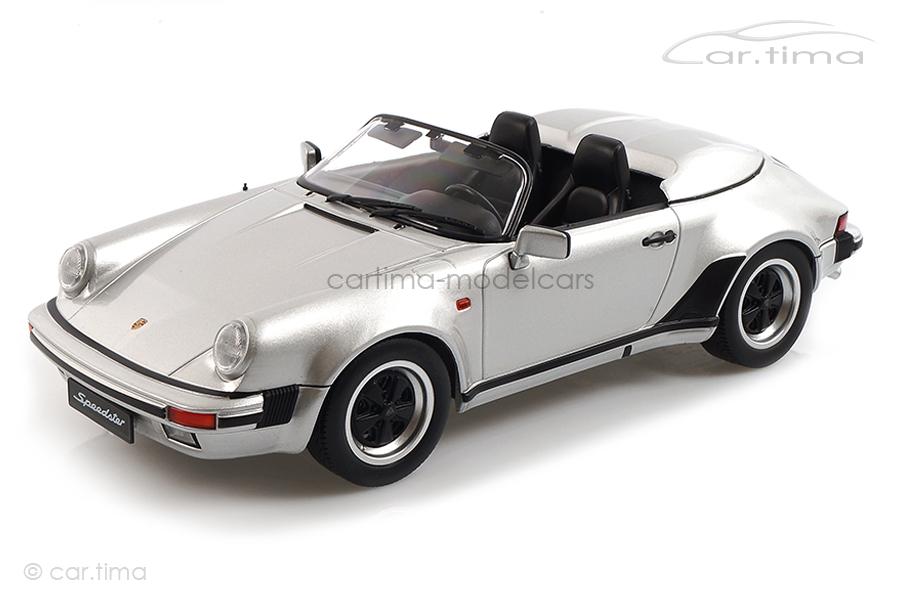 Porsche 911 Speedster Silber KK Scale 1:18 KKDC180453