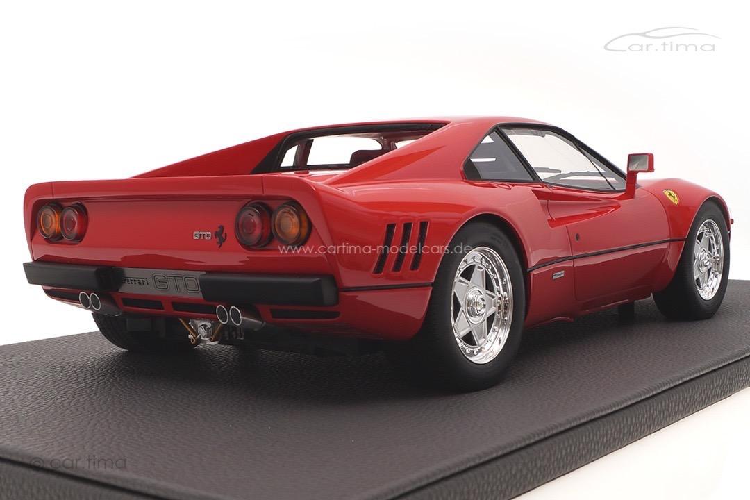 Ferrari 288 GTO Rosso Corsa Top Marques 1:12 TM12-31A