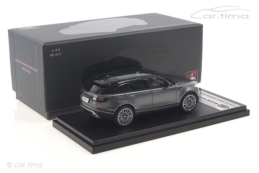 Range Rover Velar grau LCD Models 1:43 LCD43004GR