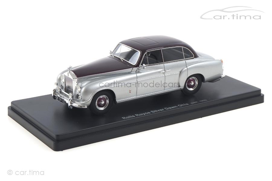 Rolls Royce Silver Dawn Ghia Avenue43 1:43 60036