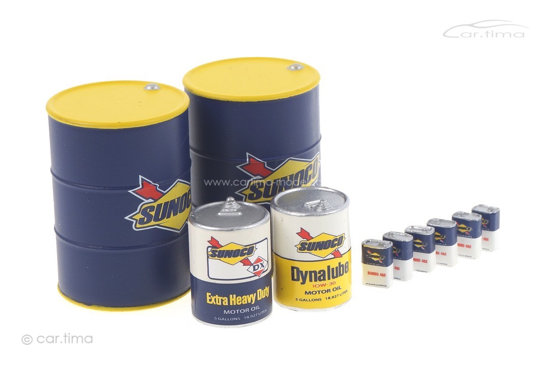 Sunoco Oil Pack TSM 1:18 TSM12AC22