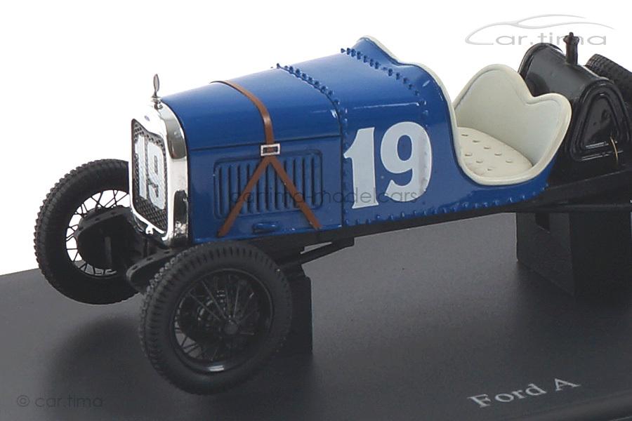 Ford A Benito Juárez 1934 Juan Manuel Fangio autocult 1:43 01008