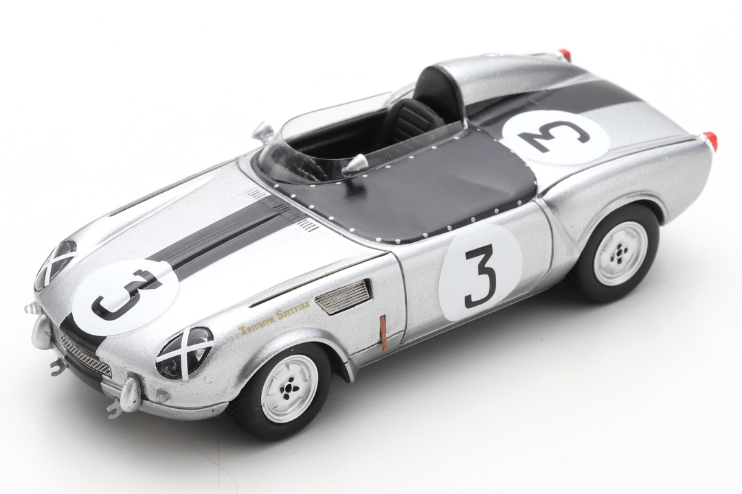 Triumph Spitfire Macau GP 1965 Walter Sulke Spark 1:43 SA234