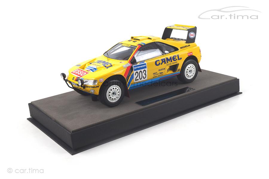 Peugeot 405 GT T-16 Winner Paris Dakar 1990 Vatanen/Berglund Top Marques 1:18 TMPD-03A