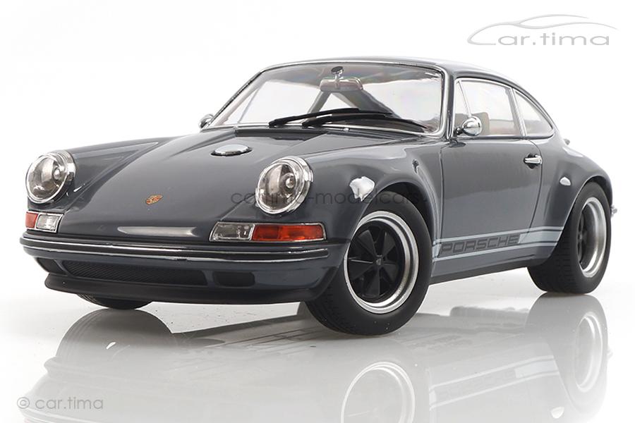 Singer Porsche 911 grau KK Scale 1:18 KKDC180442