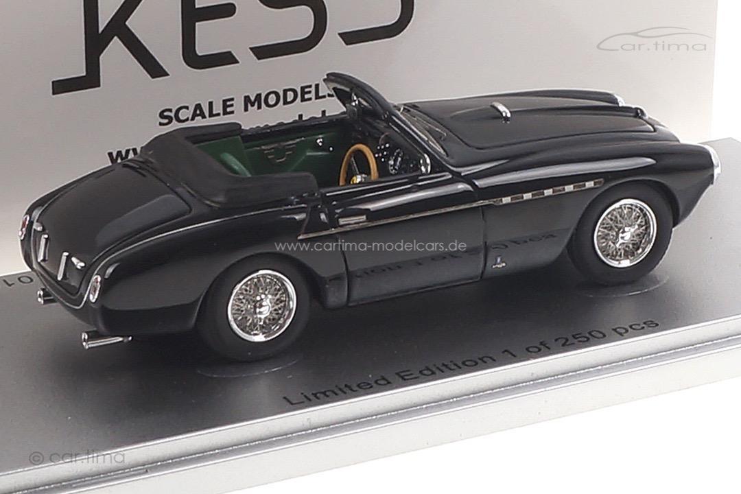 Ferrari 212 Export Vignale Spider 1951 schwarz Kess 1:43 KE43056051