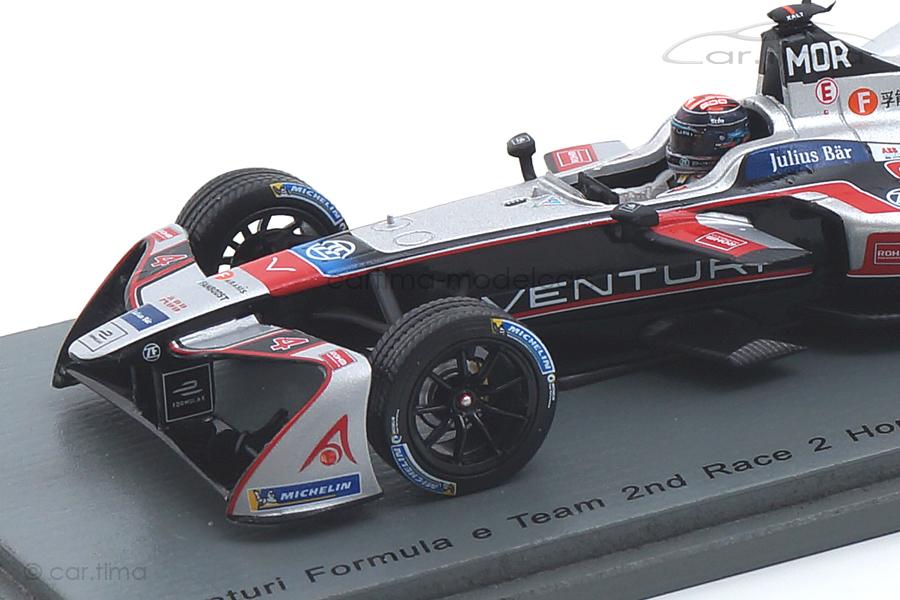 Venturi Formula E Hong Kong 2017-2018 Edoardo Mortara Spark 1:43 S5925