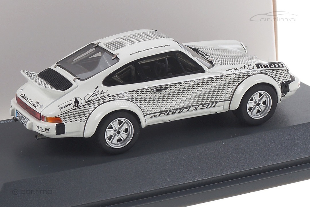 Porsche 911 Diez Classic Walter Röhrlx911 Schuco 1:43 450912000