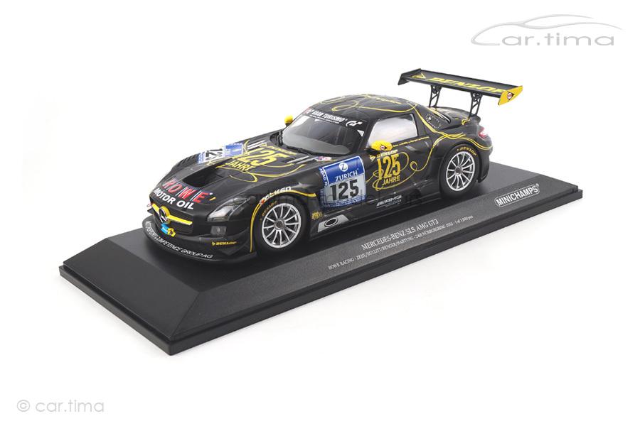 Mercedes-Benz SLS AMG GT3 24h Nürburgring 2013 Bullitt/Renger Minichamps 1:18 151133125