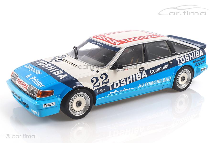 Rover Vitesse DTM Champion 1986 Kurt Thiim Minichamps 1:18 107861322