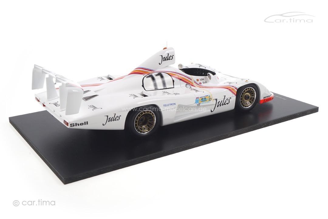 Porsche 936/81 Winner 24h Le Mans 1981 Bell/Ickx Spark 1:18 18LM81