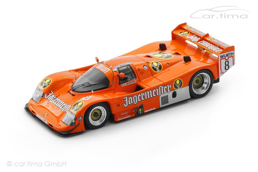 Porsche 962 ADAC Supersprint Nürburgring 1988 Uwe Schäfer Spark 1:43 CAP04311020